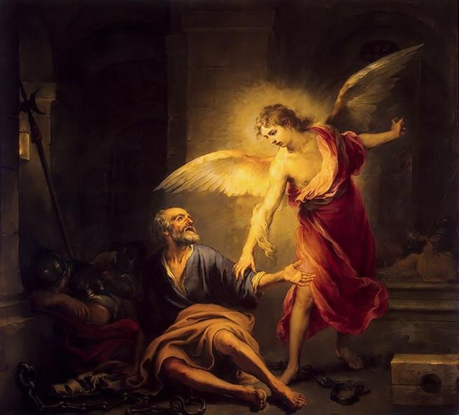 08-San-Pedro-liberado-por-el-ángel-The-State-Hermitage-Museum-San-Petersburgo-1667