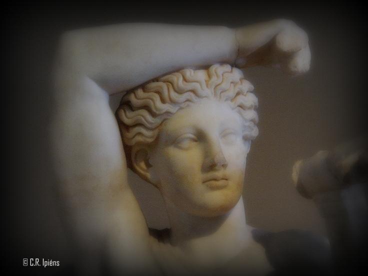Cabeza de Apolo