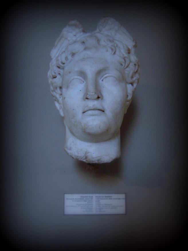Cabeza de Hermes