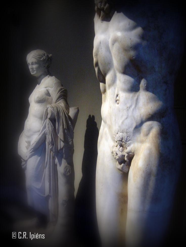 Marsias y Hermafrodito