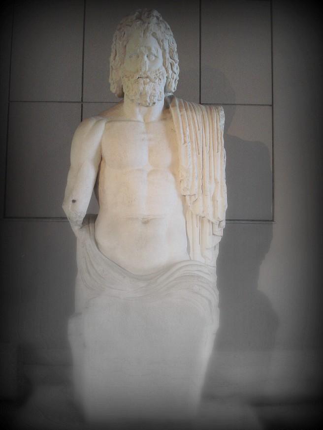 Statue of Zeus, Istanbul Archaelogy Museum