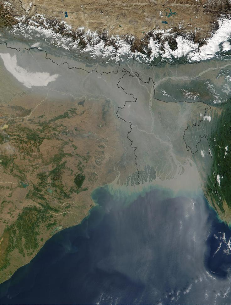 aerosol bangladesh