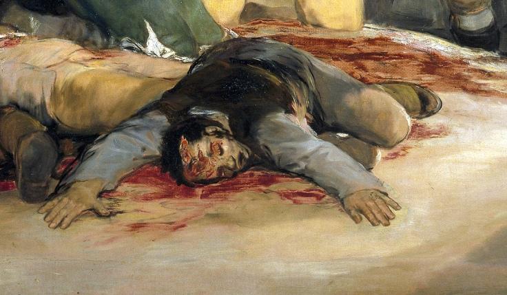 El 3 de mayo en Madrid Los fusilamientos de patriotas madrileños 2
